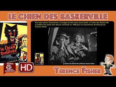 Le Chien des Baskerville de Terence Fisher (1959) #MrCinema 222