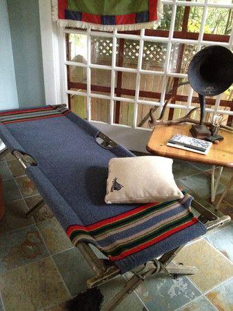 pendleton camp cot
