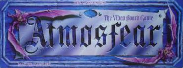 Vintage Toys - Atmosfear Board Game. A scary VHS (yes VHS!) board game from the 90's Turn the volume up and the light down!