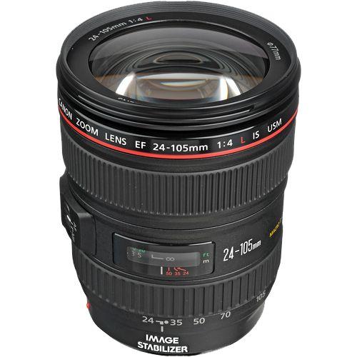 Canon EF 24-105mm f4 L USM R10,595