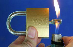 Conoce los principales trucos utilizados por muchos cerrajeros para abrir los candados