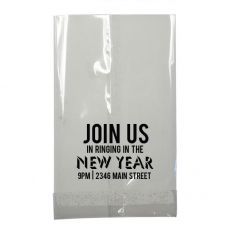 $44/100 qty Small Cellophane Bags | Customize Gift Bags for Events & Parties | ForYourParty.com