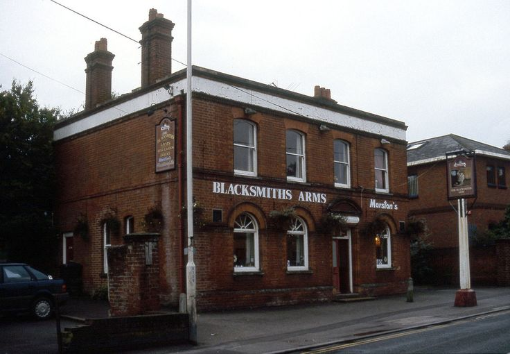 The Blacksmiths Arms, New Street, Andover.