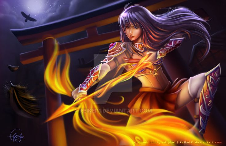Sailor Moon Fantasy Warrior Fan Art http://geekxgirls.com/article.php?ID=5308