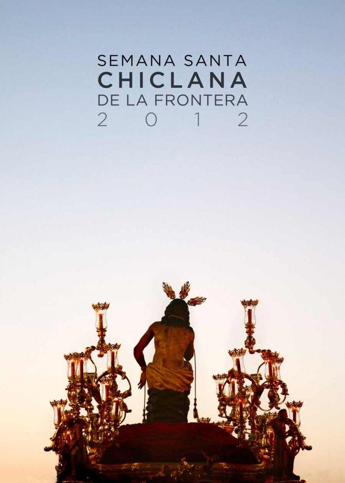 Cartel de Semana Santa de Chiclana de la Frontera en 2012