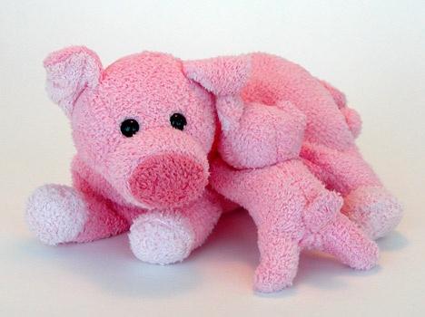 Piggy Family (007024)