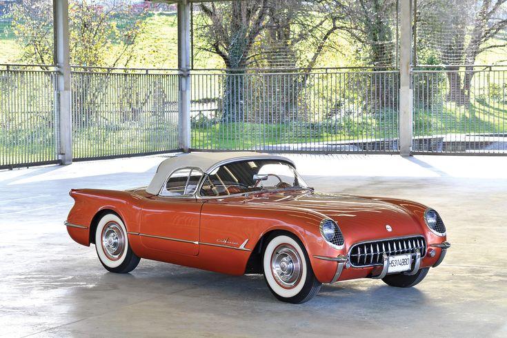 Foto de Chevrolet Corvette 1955 (21/24)