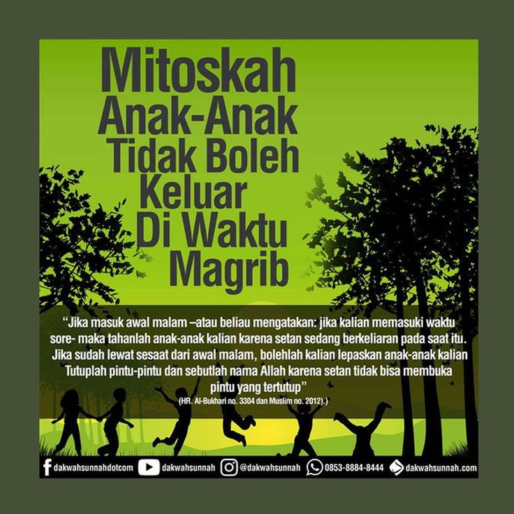 http://nasihatsahabat.com #nasihatsahabat #salafiyah #muslimah #DakwahSalaf # #ManhajSalaf #Alhaq #islam #annajiyah #ahlussunnah #dakwahsunnah#kajiansalaf #salafy #sunnah #tauhid #dakwahtauhid #alquran #hadist #hadits #Kajiansalaf #kajiansunnah #sunnah #aqidah #akidah #mutiarasunnah #tafsir #nasihatulama ##fatwaulama #akhlaq #akhlak #keutamaan #fadhilah #fadilah #shohih #shahih #manhajsalaf #mitos #setanberkeliaran #maghrib #anakkecildilarangkeluar