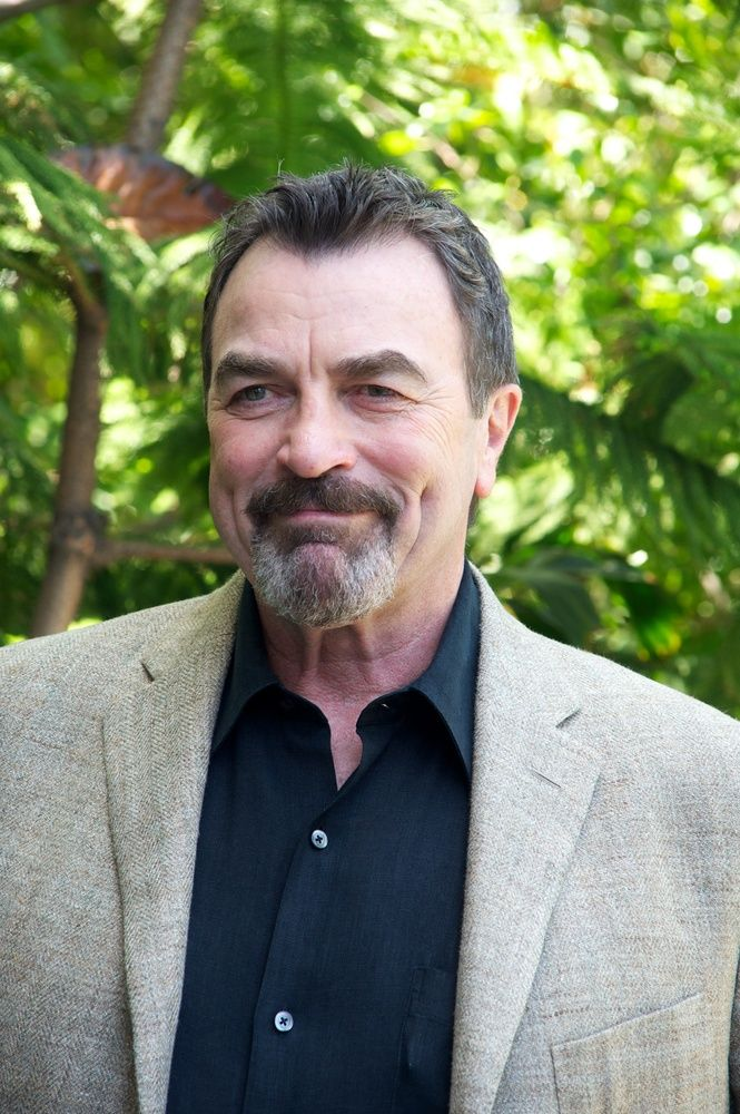 Sexy Over 60 - Tom Selleck Age: 68
