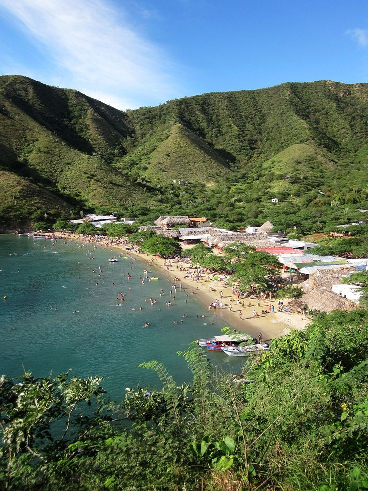 Taganga, Colombia (Jan-2011)