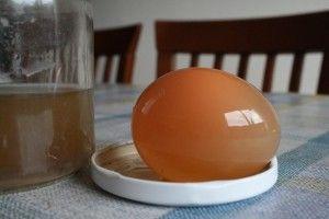 How to Make a Rubber Egg | experCiencia