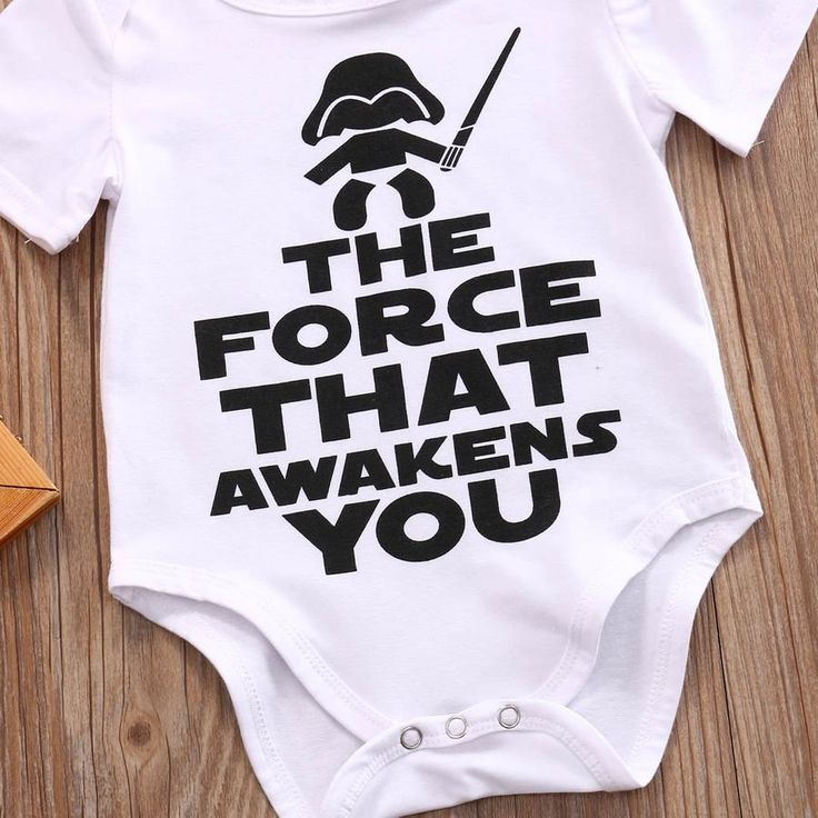 the force that awakens you onesie