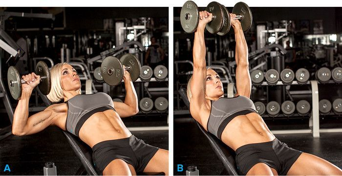 10 chest exercises