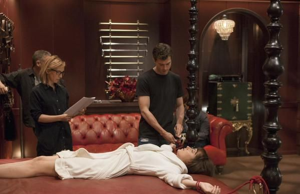 Christian Grey S Red Room Of Pain
