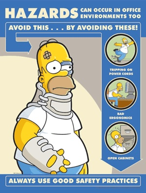 Best Auto Shop Near Me >> Office safety, Workplace safety and Safety posters on