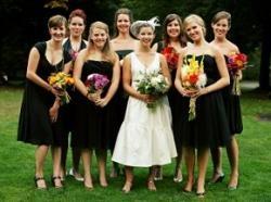 105 best images about Little black dress-bridesmaids on Pinterest ...