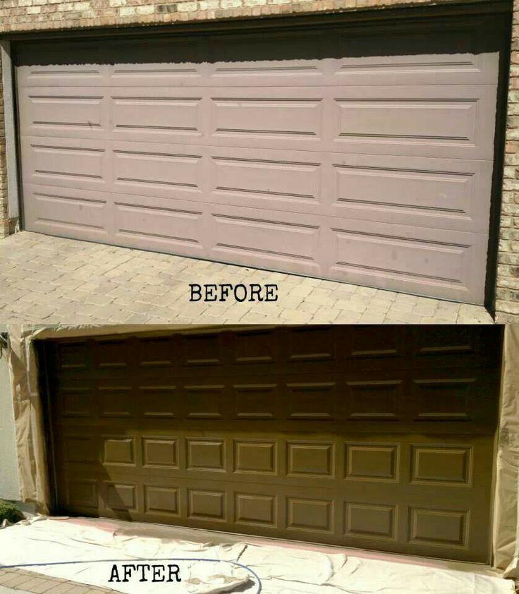12 best garage door before after images on pinterest for Best garage door motors