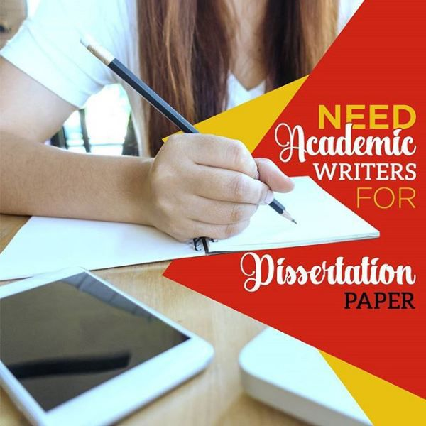 Need Academic Writers for Your Dissertation Paper.? Writer Help has qualified academic writers for your all type of writing papers at very minimum prices.  #academicwritingservice #assignmenthelp #buydissertation