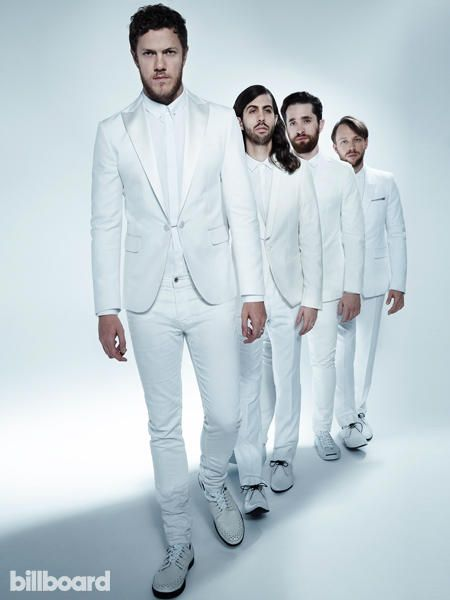 Imagine Dragons: The Billboard Cover Shoot