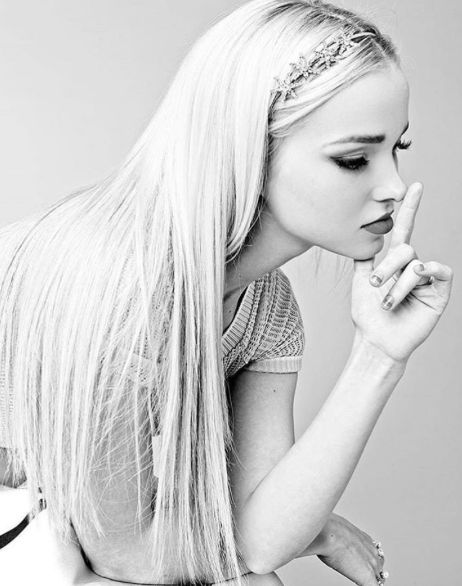 Dove Cameron // @tigerbeatnow photoshoot