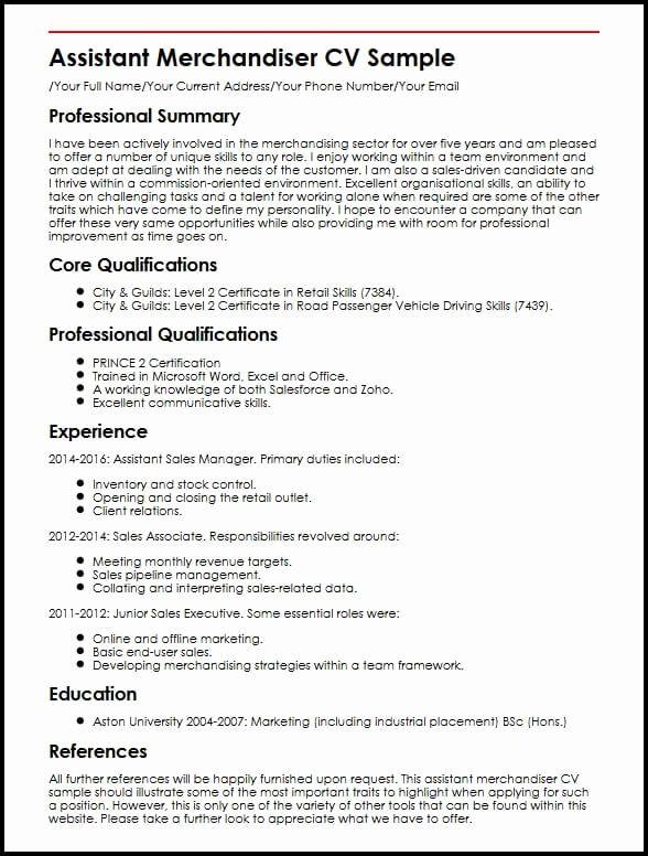 Merchandise Manager Resume Sample Resume Pack For U Cover Letter For Resume Basic Resume Resume
