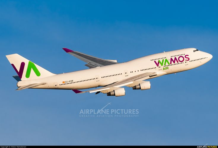 Wamos Air EC-KSM aircraft at Helsinki - Vantaa photo