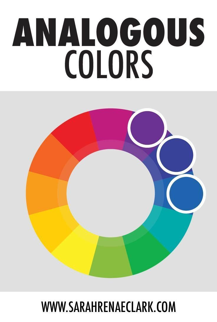 Color Theory Monochromatic And Analogous Colors Split