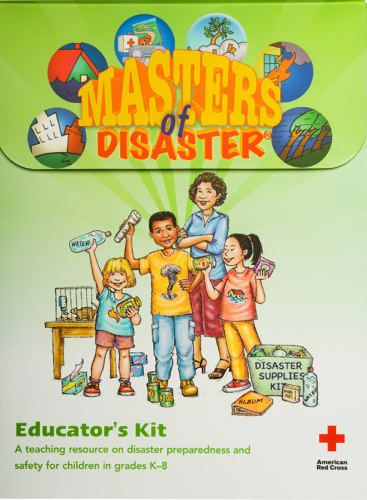 Lesson Plans on Natural Disasters /  Emergency Preparedness Information