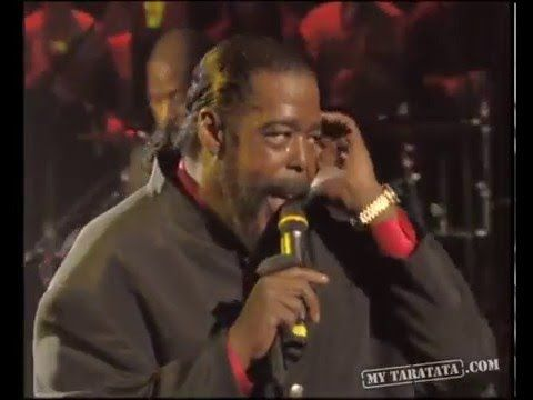 """Barry White """"Can't Get Enough Of Your Love, Babe"""" (1995)"""