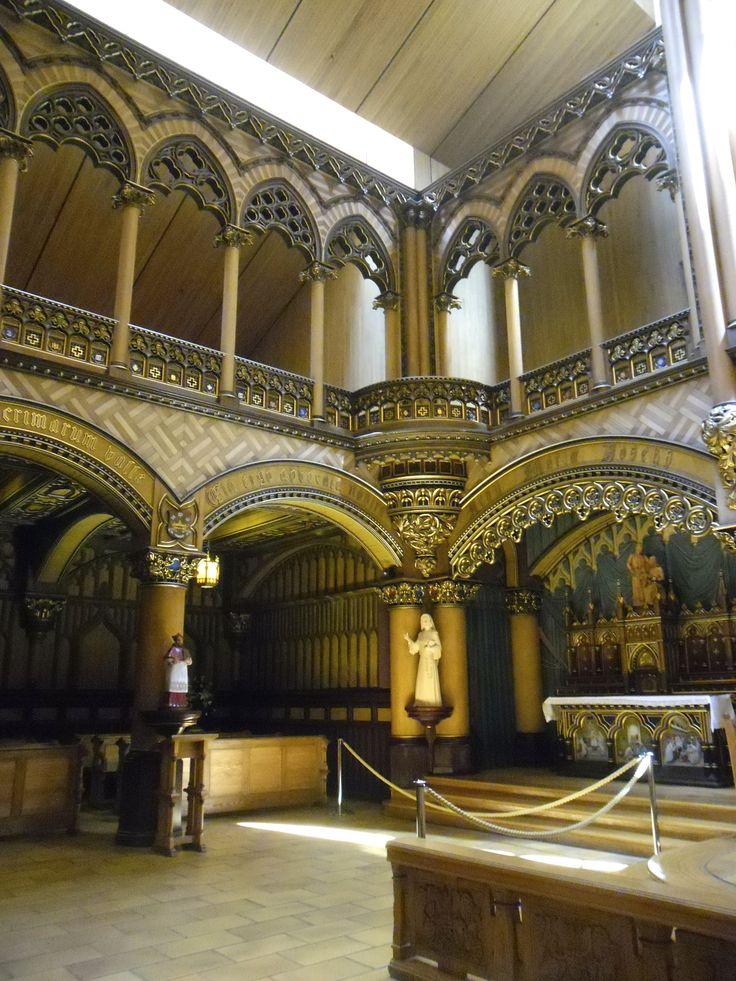 Cathédrale Notre Dame, Montréal