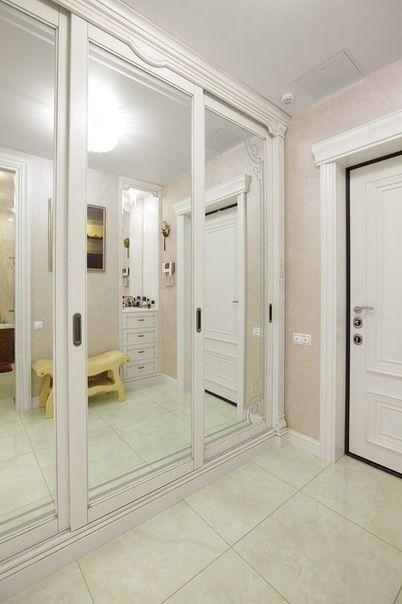 Sliding door mirrors