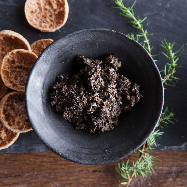 Tapenade eli oliivitahna | K-Ruoka