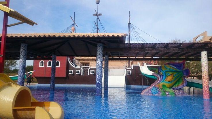 Protur Bonaire splash pool
