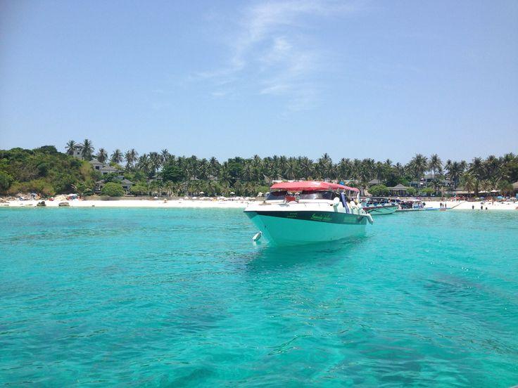 Beautiful Racha island
