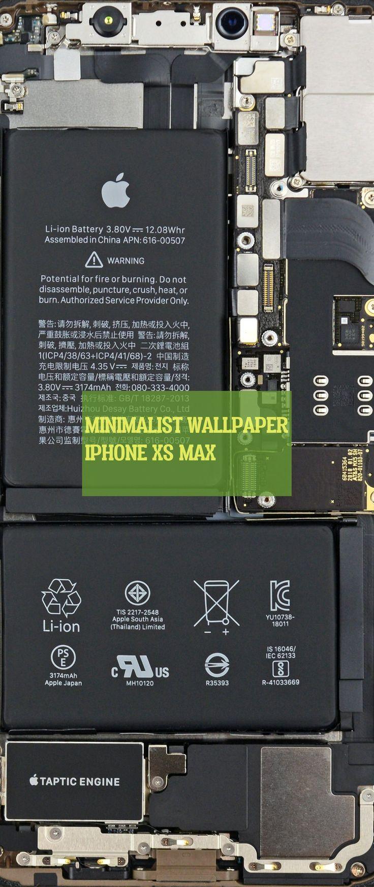 minimalist wallpaper iphone xs max | minimalistische tapete iphone xs max | fond…