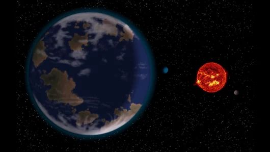 'Super Earth' Planet Orbiting nearby Star JUST Discovered  European astronome...