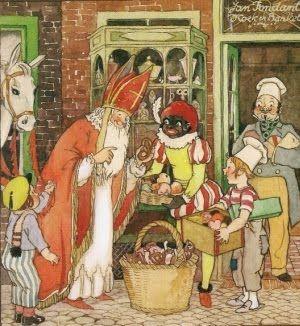 Get a visit from Sinterklaas