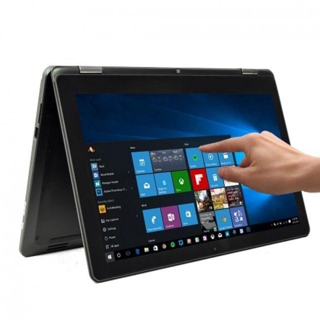 Dell Inspiron Touchscreen i7 Laptop Convertible Notebook Dual Core Computer #Dell