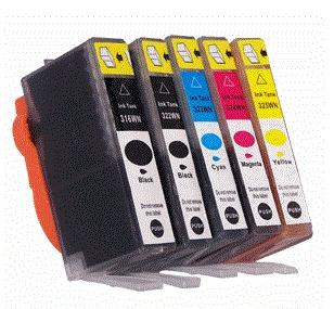 Snel en voordelig Compatible met: HP nr.364xl set bestellen! Ga direct naar inktpatroonshop.nl en bekijk uw voordeel! -