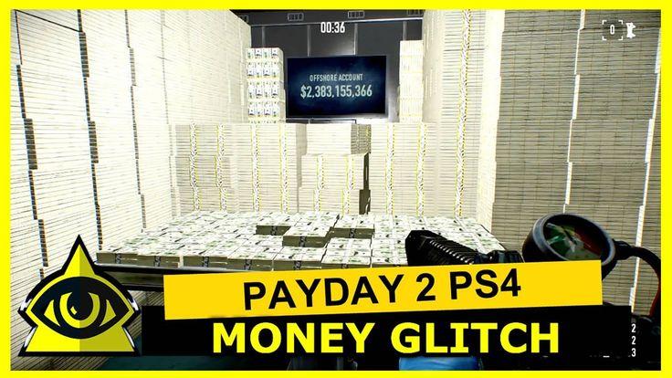 PAYDAY 2 - MONEY GLITCH / PS4 / PS3 / XBOX / PC ( novo )