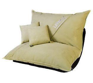 Lovesac 5 Piece Double Sac W Rocker Base Amp Pillows