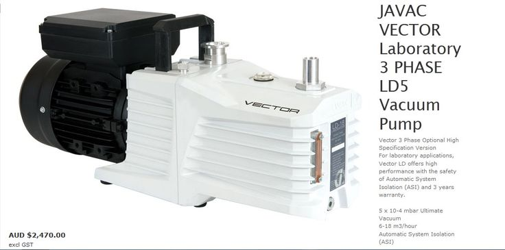 Vacuum Pump Packaging   .http://www.coolvac.com.au/shop/Products+By+Type/Vacuum+Pumps/Rotary+Vane.html