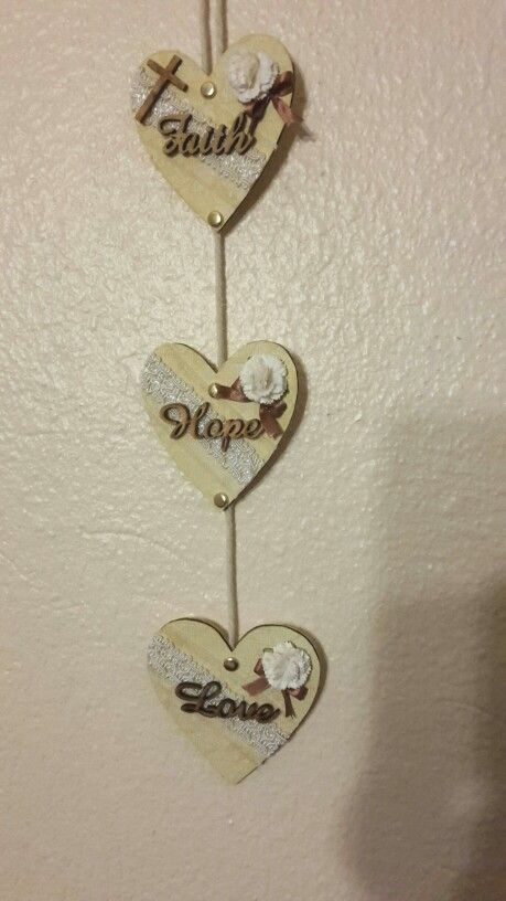 My latest wall deco design. Selling at R120.