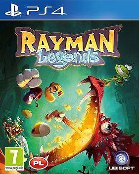 Rayman Legends (PlayStation 4) - Ubisoft