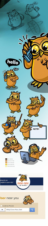 Mascot Design on Behance