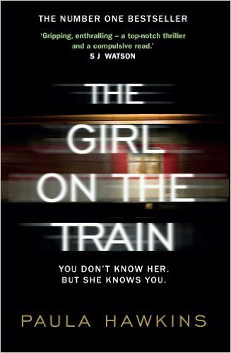 The Girl on the Train - double duty book club.  The May selection for both ASC and SAUMC book clubs. I 'lol definitely get my money's worth.  Coming out as a movie in 2016.