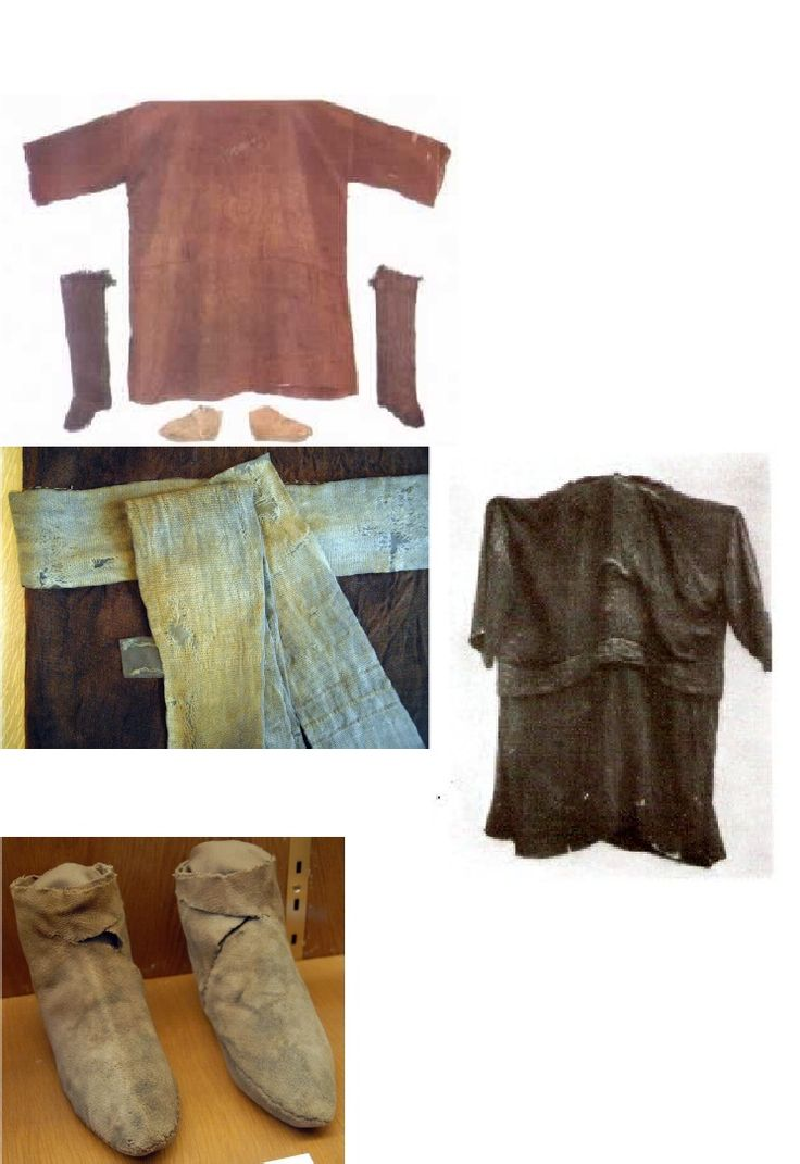 Celtic Clothing During the Iron Age- A Very Broad and Generic Approach | heather smith - Academia.edu