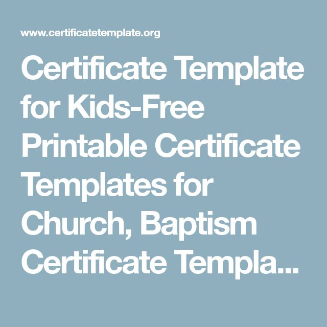 Best  Free Printable Certificate Templates Ideas On