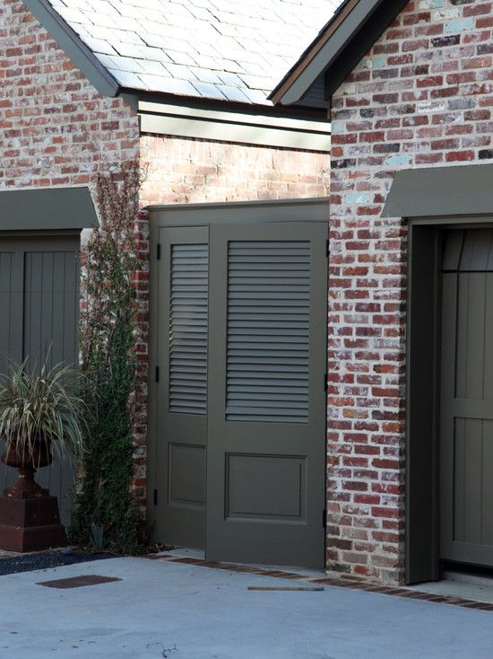 Exterior Recycled Brick House Paint Color Design, Pictures, Remodel, Decor and Ideas - page 2