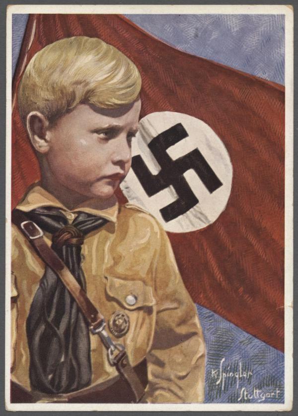 "German  WW2  ""Hitler Youth"""